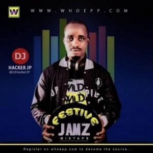 DJ Hacker Jp - Festive Jamz
